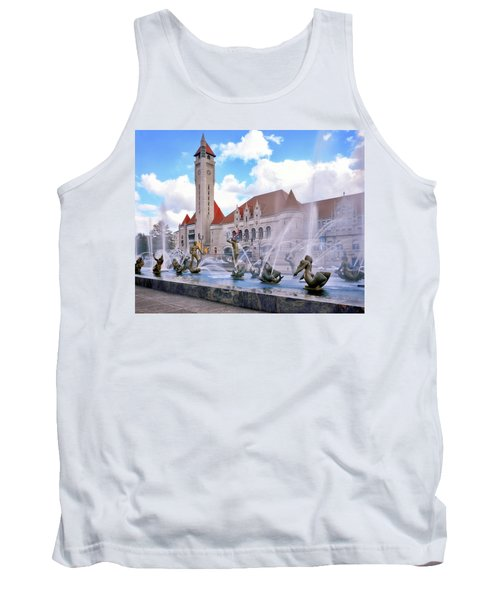 Union Station - St Louis Tank Top