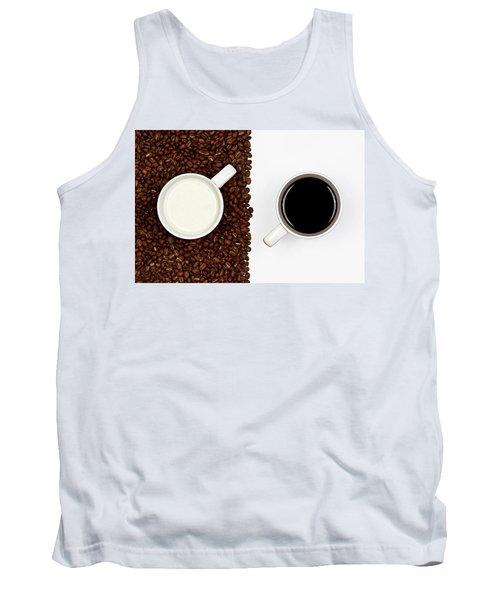 Tank Top featuring the photograph Yin And Yang by Gert Lavsen