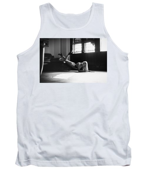 Tank Top featuring the photograph .. by Traven Milovich
