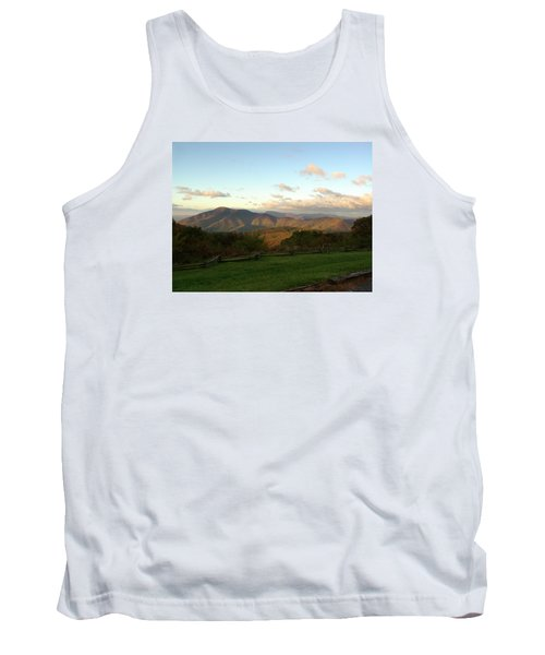 Kevin Blackburn Nature Photography Tank Top