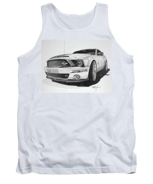2008 Shelby Cobra 40th Anniversary 1968-2008 Tank Top