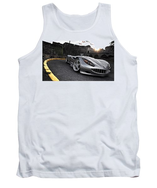 2009 Veritas Rs IIi Sports Car Tank Top