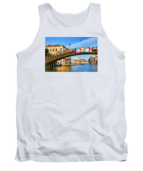 Venice - Untitled Tank Top