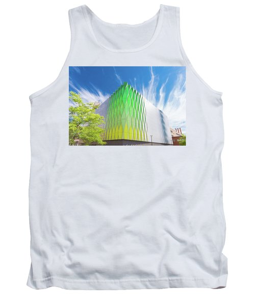 Modern Architecture Tank Top by Hans Engbers