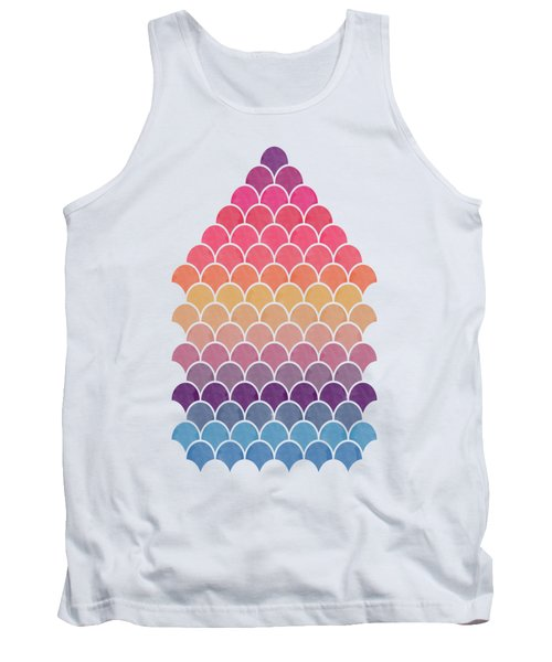 Lovely Pattern Tank Top
