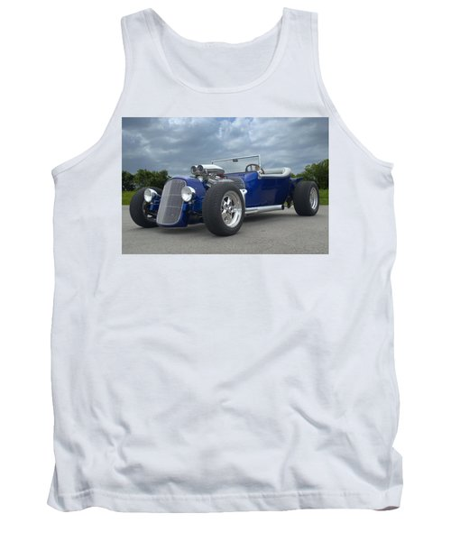 1923 Ford Bucket T Hot Rod Tank Top by Tim McCullough