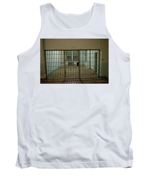 Alcatraz Federal Penitentiary Tank Top