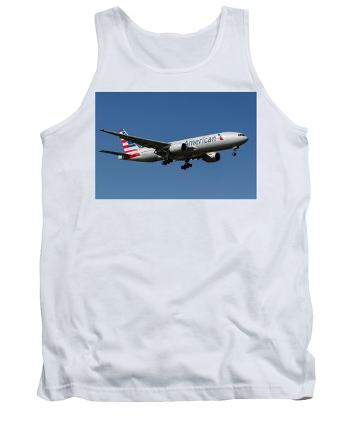 American Airlines Boeing 777 Tank Top