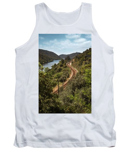 Tank Top featuring the photograph Belver Landscape by Carlos Caetano
