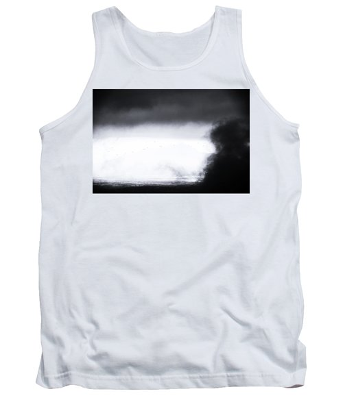 Coming In Tank Top by Jez C Self