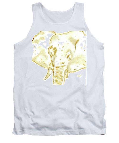Elephant Strong Tank Top