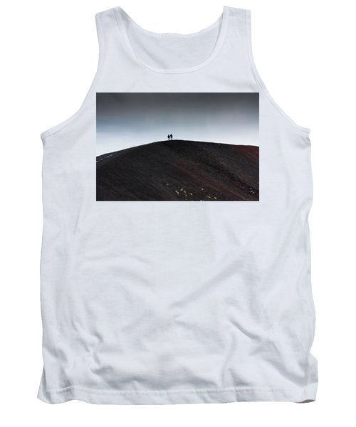 Etna, The Volcano Tank Top