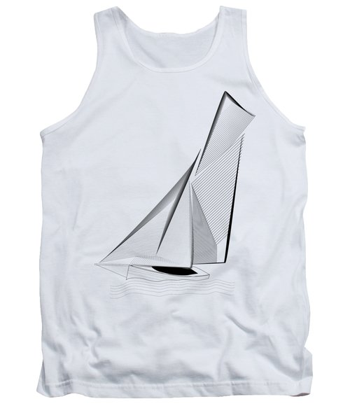 Falmouth Oyster Boat Tank Top