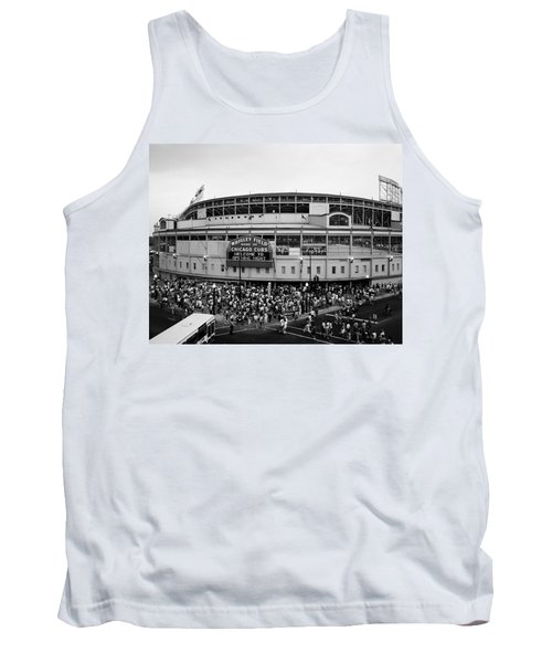 High Angle View Of Tourists Tank Top by Panoramic Images