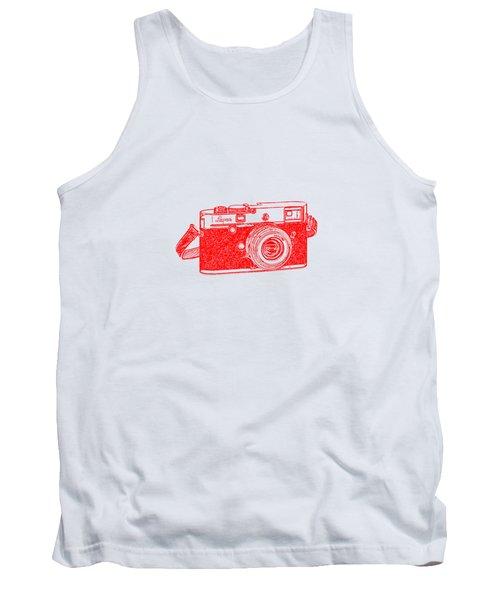 Rangefinder Camera Tank Top
