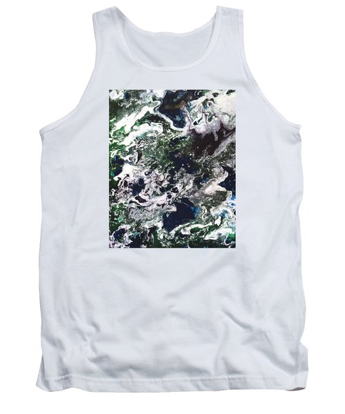 Space Odyssey 2 Tank Top
