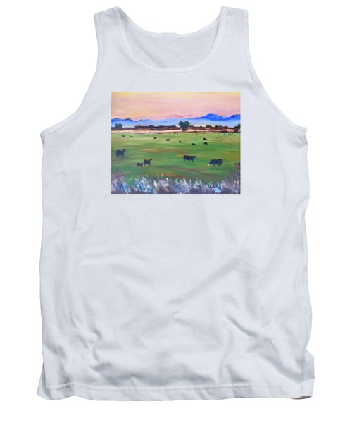 #30 Waking Up Tank Top