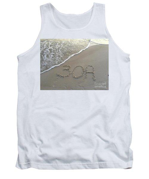30a Beach Tank Top