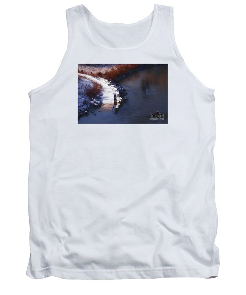 33rd And Canal Tank Top by David Blank