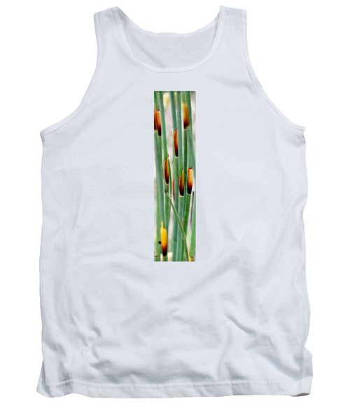Tank Top featuring the photograph Bamboo Grass by Werner Lehmann