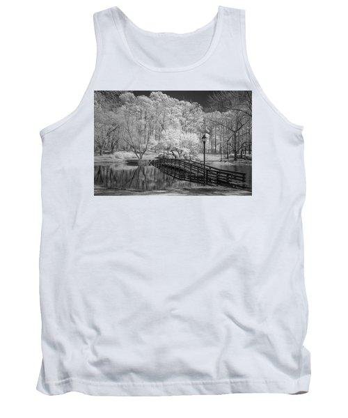 Bridge Over Water Tank Top