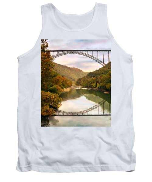 New River Gorge Bridge Tank Top