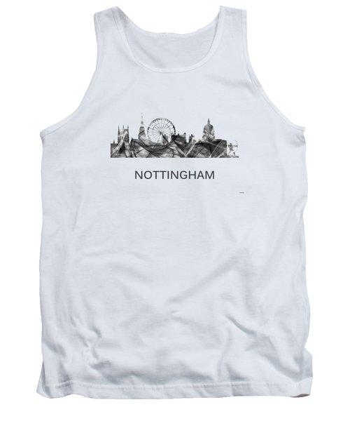 Nottingham England Skyline Tank Top