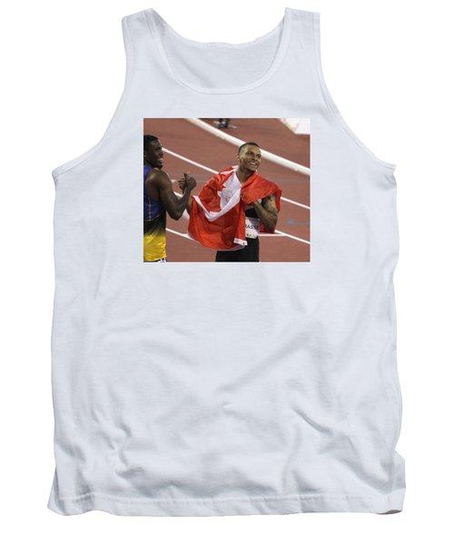 Pam Am Games. Athletics Tank Top