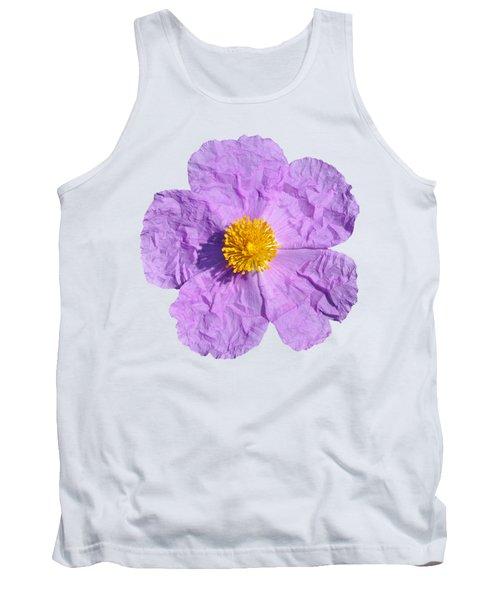 Rockrose Flower Tank Top