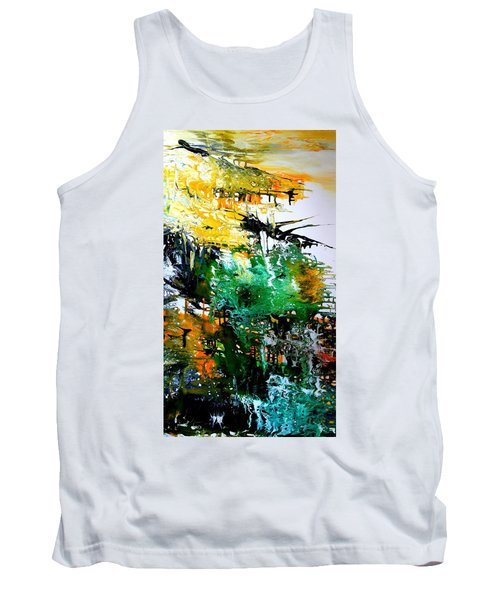 Series 2017 Tank Top by David Hatton