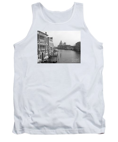 The Grand Canal In Venice Tank Top