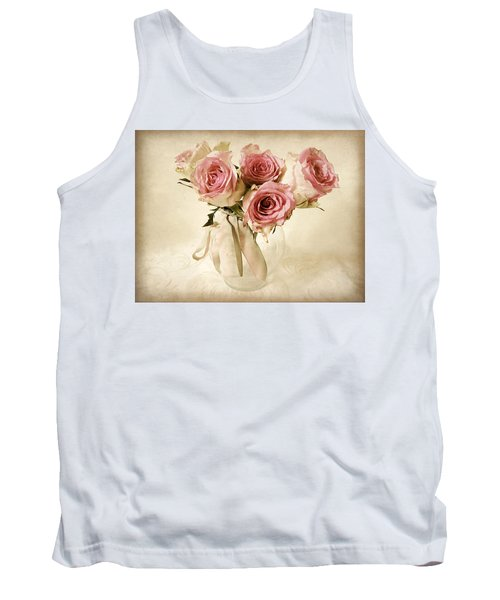 Vintage Bouquet Tank Top