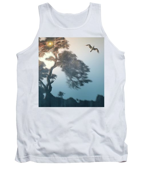 Tank Top featuring the photograph 4408 by Peter Holme III