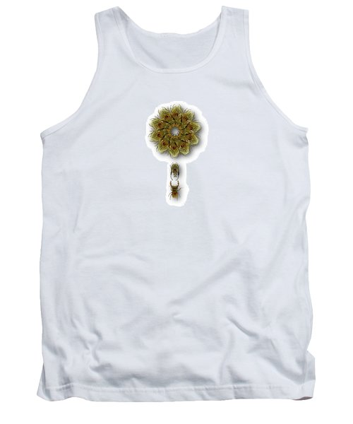 Tank Top featuring the photograph 4421 by Peter Holme III