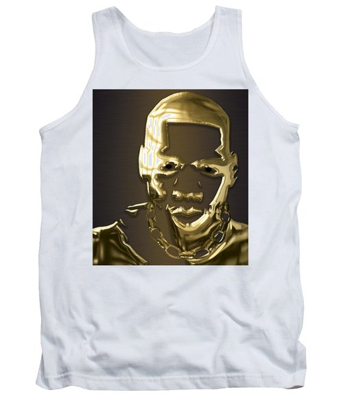 Jay Z Collection Tank Top by Marvin Blaine