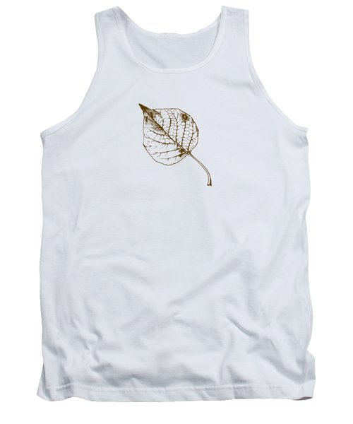 Autumn Day Tank Top by Chastity Hoff