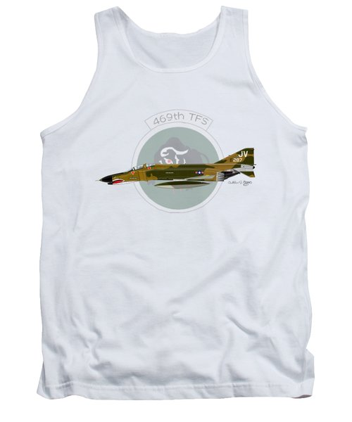 F-4e Phantom II Tank Top