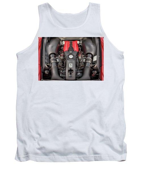 #ferrari #488gtb Tank Top