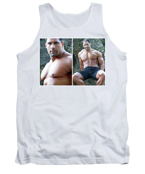 Tank Top featuring the photograph Franco Corelli by Jake Hartz
