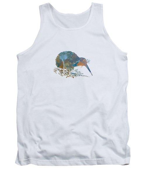 Kiwi Bird Tank Top