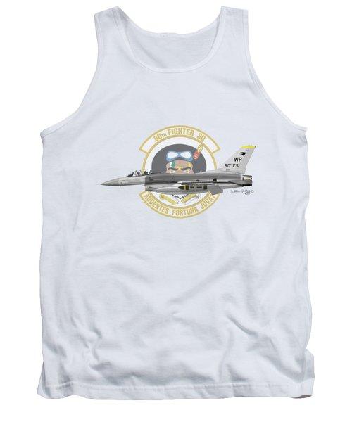 Lockheed Martin F-16c Viper Tank Top