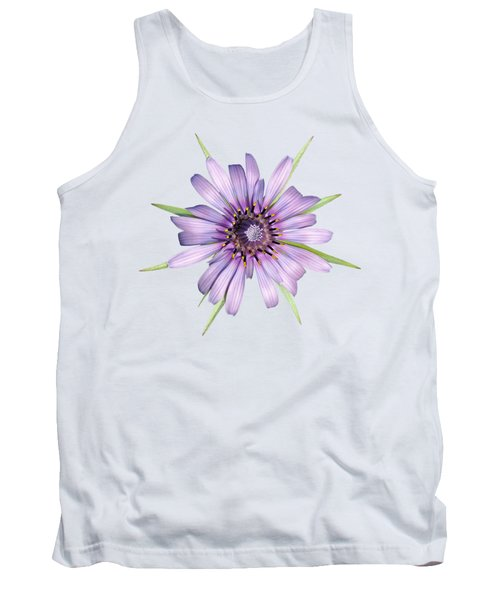 Tank Top featuring the photograph Salsify Flower by George Atsametakis
