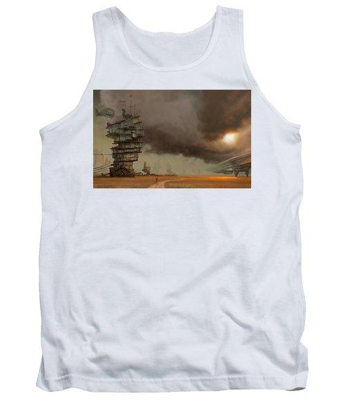 Steampunk Tank Top
