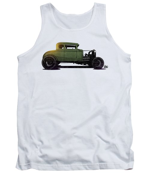 5 Window Hot Rod Tank Top