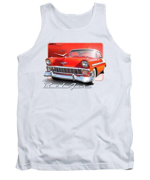 56 Chevy Bel Air Tank Top