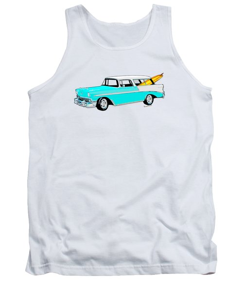 56 Nomad By The Sea In The Morning With Vivachas Tank Top