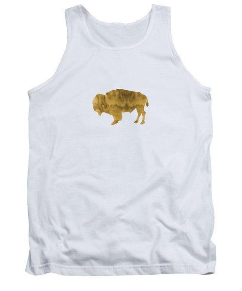 Bison Tank Top by Mordax Furittus