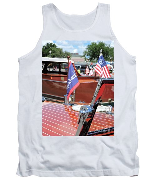 Chris Craft Runabout Tank Top