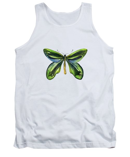 6 Queen Alexandra Butterfly Tank Top