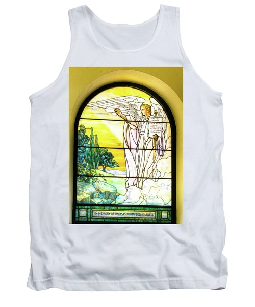Saint Anne's Windows Tank Top